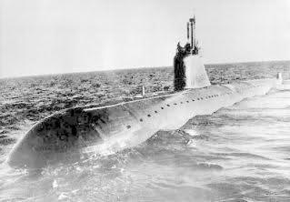 """Horlogerie à l'effigie des sous-marins """"Typhoon"""" Lv03d"""