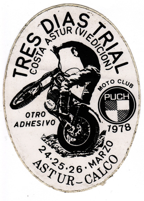 puch - Las Puch de trial Nvwmix