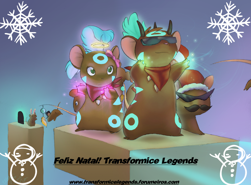 Transformice Legends