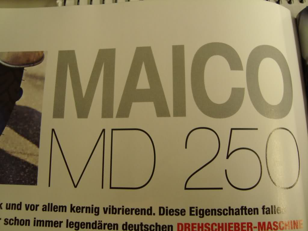 Maico MD 250 Qq95zr