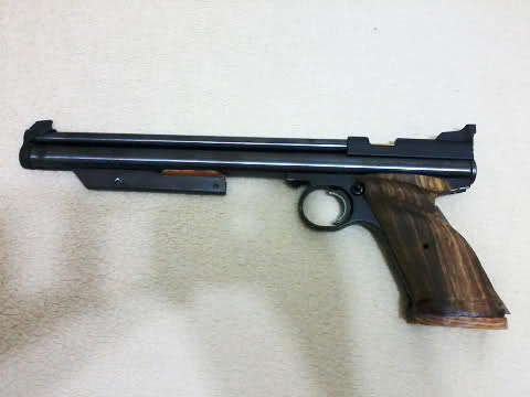 Pistola Crosman 1377 Qreu0z
