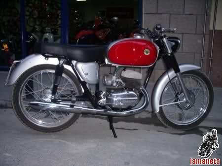 Fotos Bultaco Tralla 101 de 1959 conservada Qx5ops