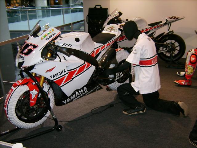 Museo Yamaha en Iwata Rbz9l4