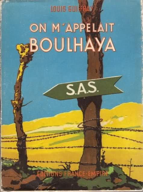 """OUDINOT Georges Commandant paras vietnamien officier sas en Algérie """"Un béret rouge en képi bleu"""" Sd1iqc"""