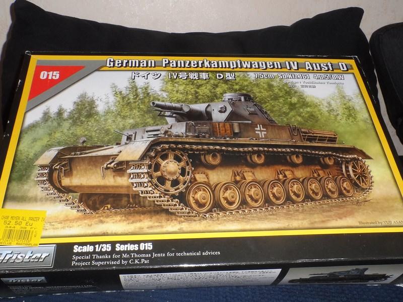 German Panzerkampfwagen IV Ausf D 7.5 cm Sd.Kfz.161 4.u.5/B.W. Tristar 1/35ème Vdo1g8