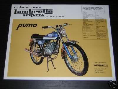 Restauración Lambretta - Serveta Puma Ven9fl