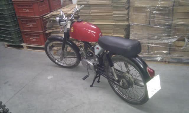 Mi Montesa Ciclo (Impalita) Vikzvb