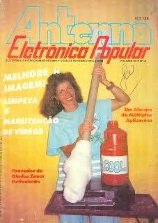 Revistas de Eletrônica Descontinuadas Vo0608