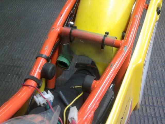 Puch Cobra M-82 - Skay Protector Del Amortiguador Xda1dz