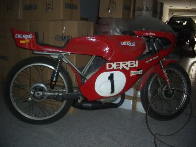Derbi Carreras Cliente ex-Roca Zx86kh