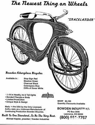 La bicicleta del futuro - ¡1946! Zxjguh