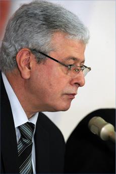Dr. Tarek E. Chidiac, President of the Gibran National Committee  106kh3m