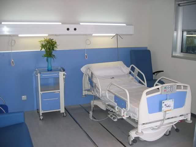 Habitaciones del hospital. 10r0npj