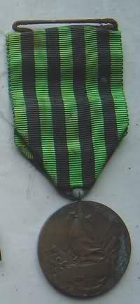 restauration médaille 10x4tur