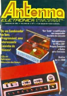 Revistas de Eletrônica Descontinuadas 11cbipw