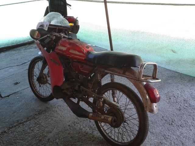 Mi Derbi GT 4V 143akl