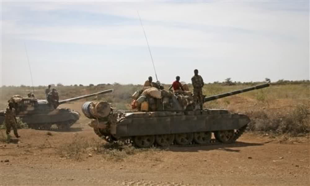 Ethiopian National Defense Force (ENDF) 143ghox