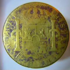 Botones Monetarios o Botones Gauchescos 14v74o0