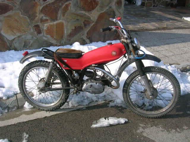 Mi Montesa Cota 49 157yqac