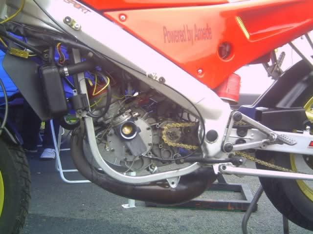 Motores especiales e injertos 15wgvib