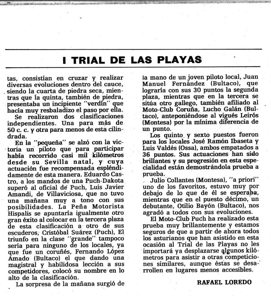 trial - Las Puch de trial 16267h0