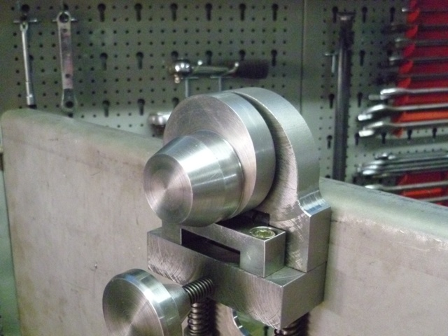 [projet] fabrication d'un Backstand horizontale/verticale 166pmo