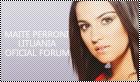 Maite Perroni Oficialus fanų forumas