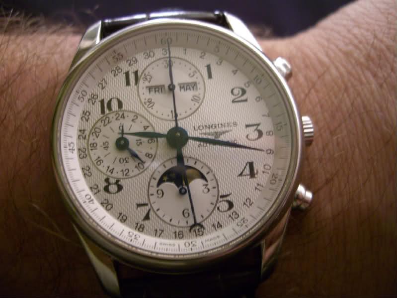 La montre du vendredi 9 Octobre 2009 16lms90
