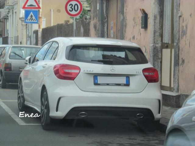 Mercedes Classe A W176 1rubt4