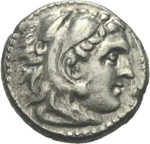 Drachme Alexandre le Grand 1z36ijo