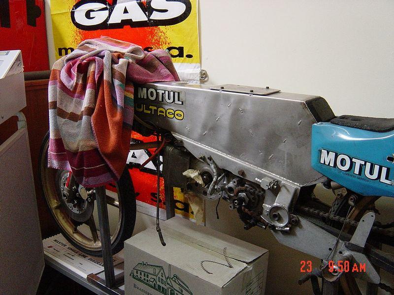 Réplica Bultaco 50 MOTUL Carmona 1982 205bnnb