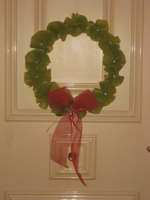 PAP Corona de Navidad 209hoy9