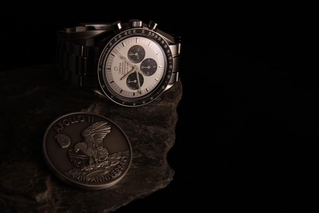 """La plus belle des Speed : 145.0227 édition Apollo 11, 35ème anniversaire """"Panda"""" 20jnzhg"""