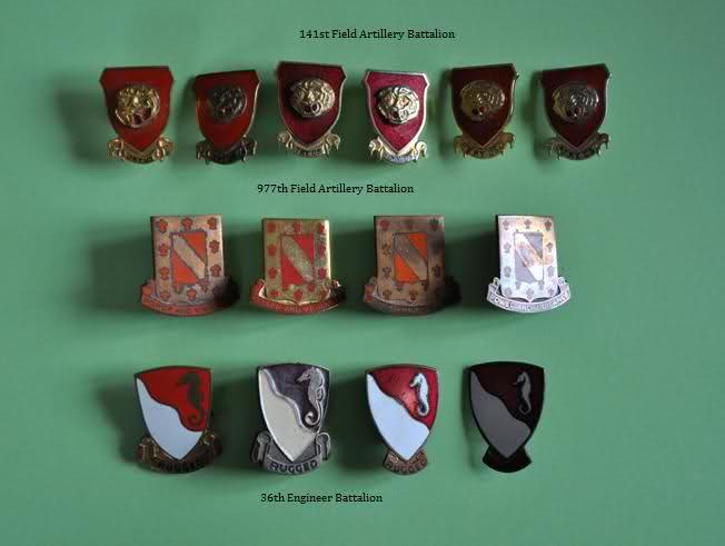 Crests et insignes us ww2  20u90cl
