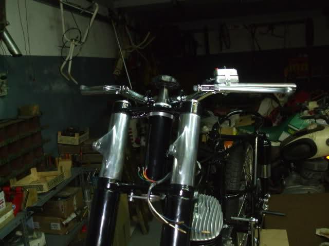 Restauración Bultaco Tralla 101 21jybep