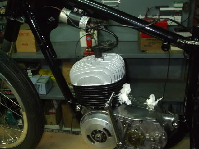 Restauración Bultaco Tralla 101 23tp6wk