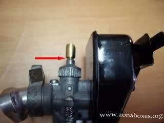 """problema al desmontar carburador y al engrasar las """"bolas"""" 246kq6a"""