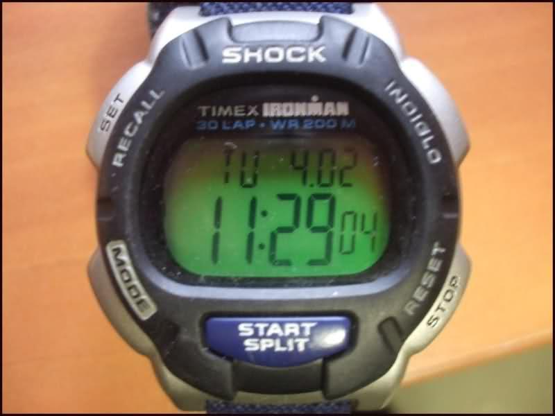 Des Timex pour la MN ! 250iigw
