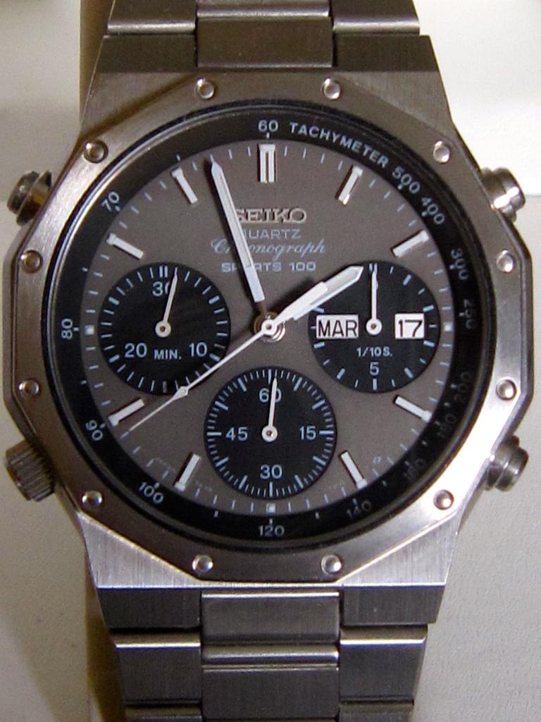 SEIKO 7A38-7020 NOS 25740eq