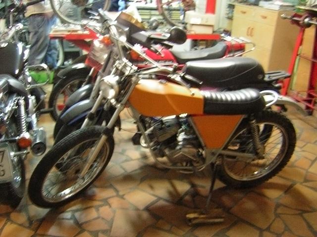 Restauración Ducati 50 TT 4V 25uu13c