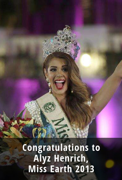 Tereza Fajksova- Miss Earth 2012 Official Thread (Czech Republic) - Page 4 260cs4o