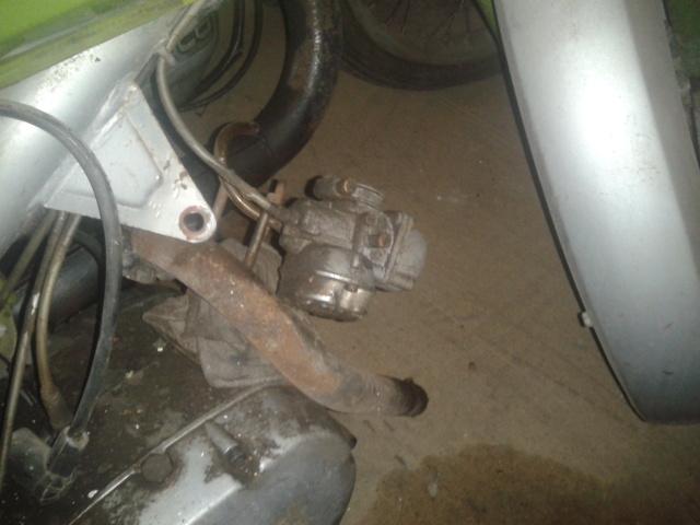 Ciclomotor Jumarba 280tmqw