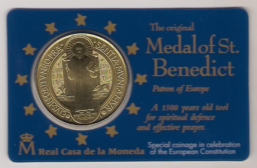 recopilación de medallas de San Benito - Página 3 28hfu5e