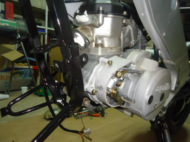 Mi Aprilia Futura 125 Sport Pro 2b651f