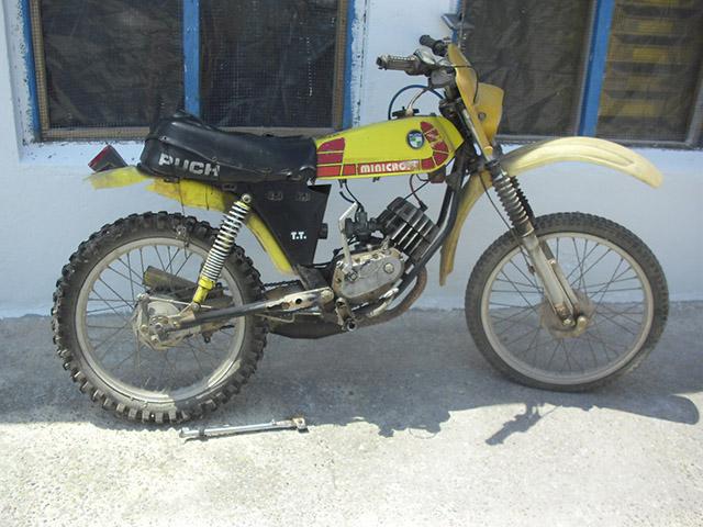 puch - Puch Minicross TT 1ª Serie * Josepe 2drfkva