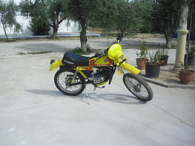 puch - Puch Minicross TT 1ª Serie * Josepe 2dsiiw0