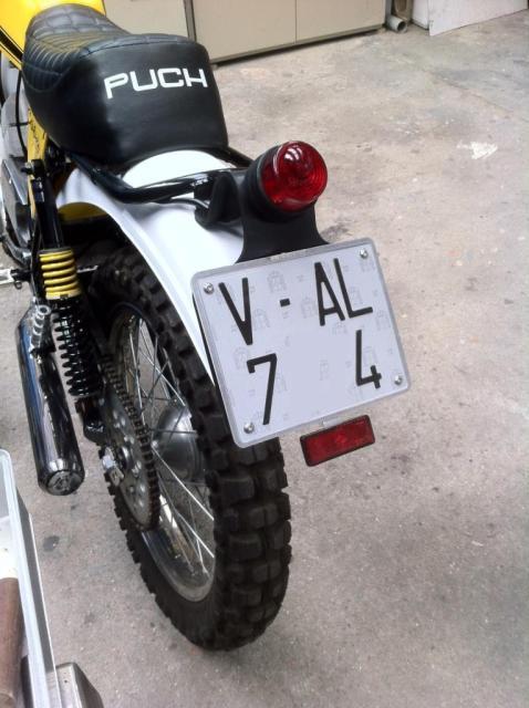 Mi Puch Cobra MC-75 2lbz29k