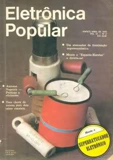 Revistas de Eletrônica Descontinuadas 2md05xc