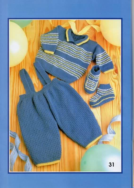patrones - Patrones de Jerseys para bebés (6 meses) solicitado por Matilde 2mg4cxj