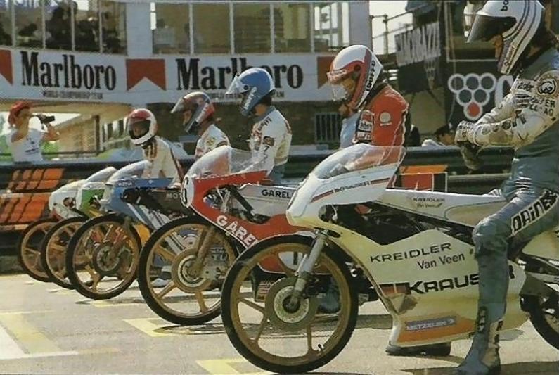 bultaco - Réplica Bultaco 50 MOTUL Carmona 1982 2mqvjtl
